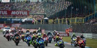 Dutch TT 2015 MotoGP start