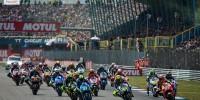 Dutch TT 2015 MotoGP start
