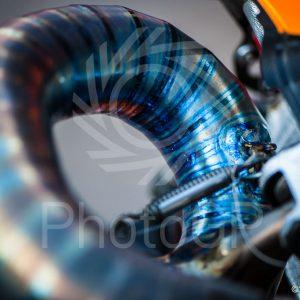 Honda RC213V Pipe Valencia 2012