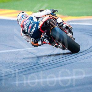 dani pedrosa motogp photos Honda Lines Valencia Test 2012