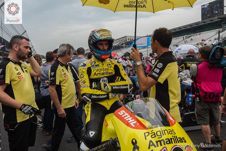 Alex Rins Moto2 2015 IMS Tony Goldsmith