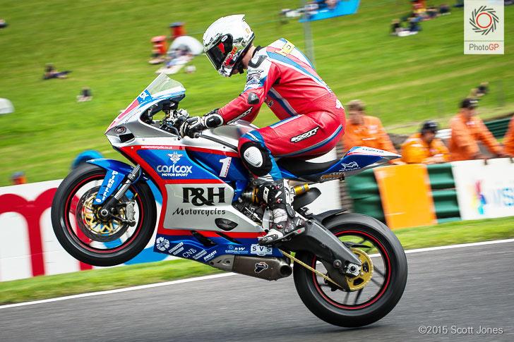Dennis Hobbs Ducati Cadwell 2015