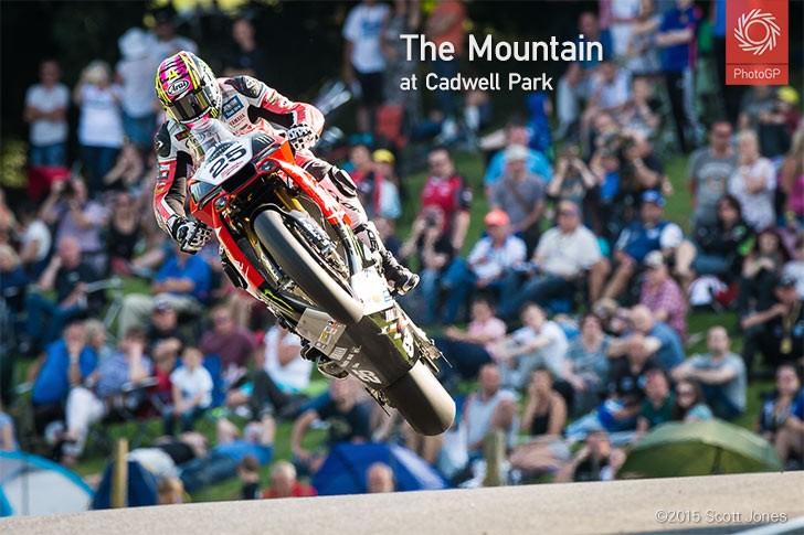 Josh Brookes 2015 The Mountain Cadwell Park