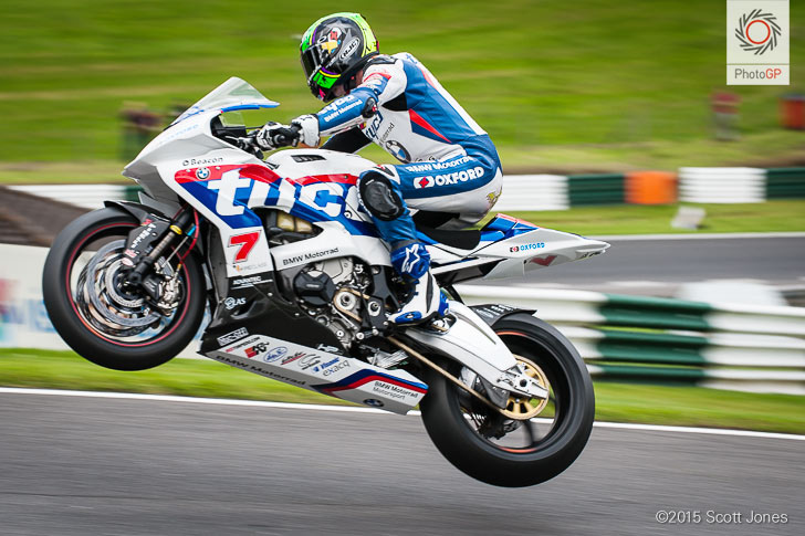 Michael Laverty The Mountain Cadwell Park 2015