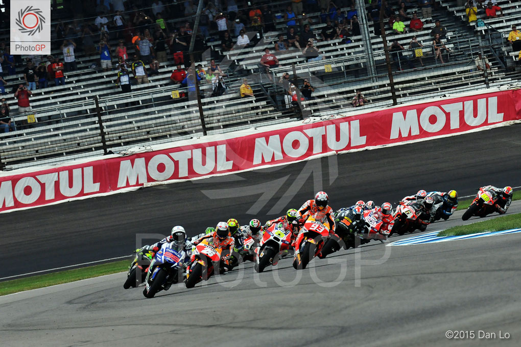Race Day at Indy MotoGP with Dan Lo - Photo.GP