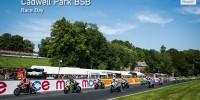 cadwell park bsb race 1 start