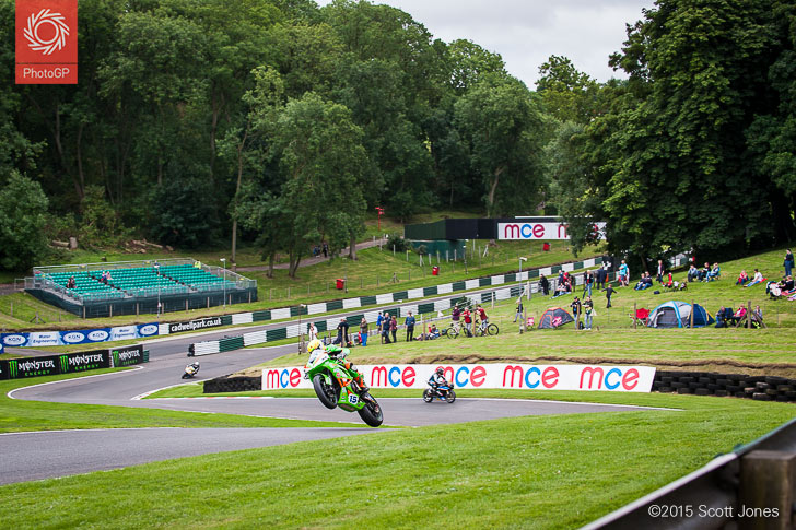 the mountain at cadwell park