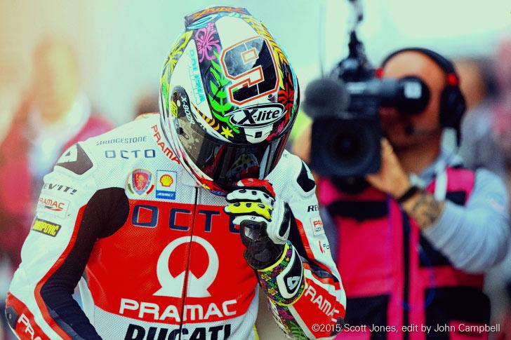 Danilo Petrucci Silverstone 2015 -728Wide1