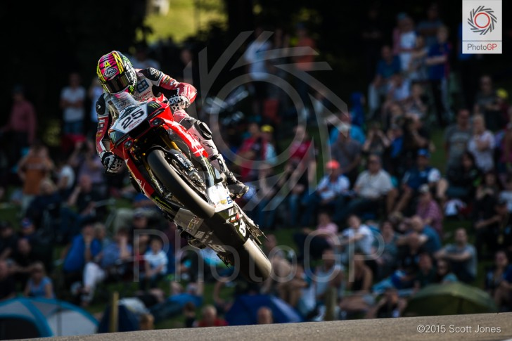 Josh Brookes King of The Mountain