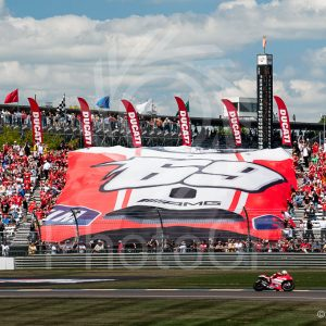 ducati grandstand indianapolis Nicky Hayden 2011