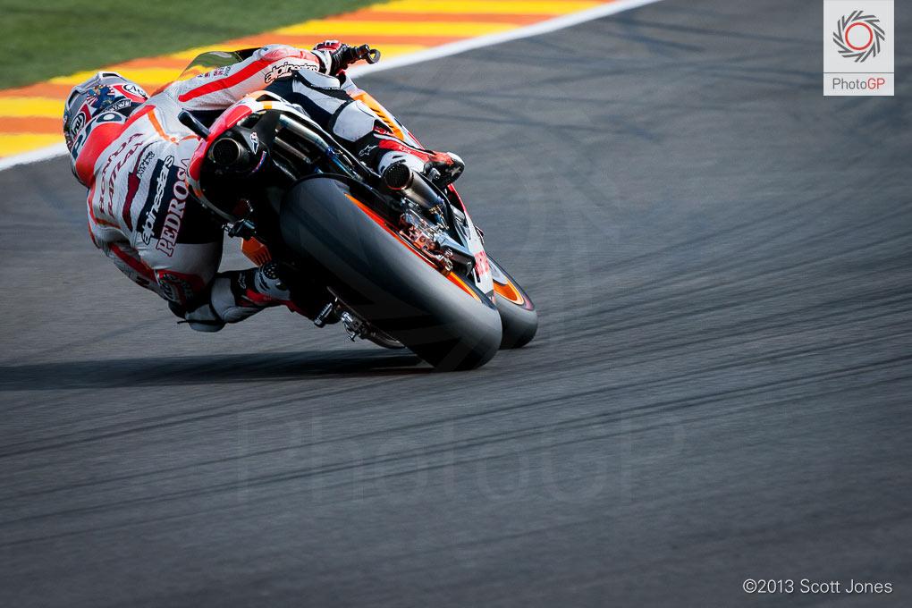 Dani-Pedrosa-rear-slide-Valencia-2013