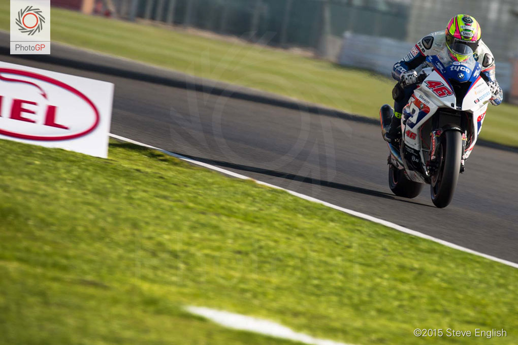 Silverstone BSB Action with Steve English - Photo.GP
