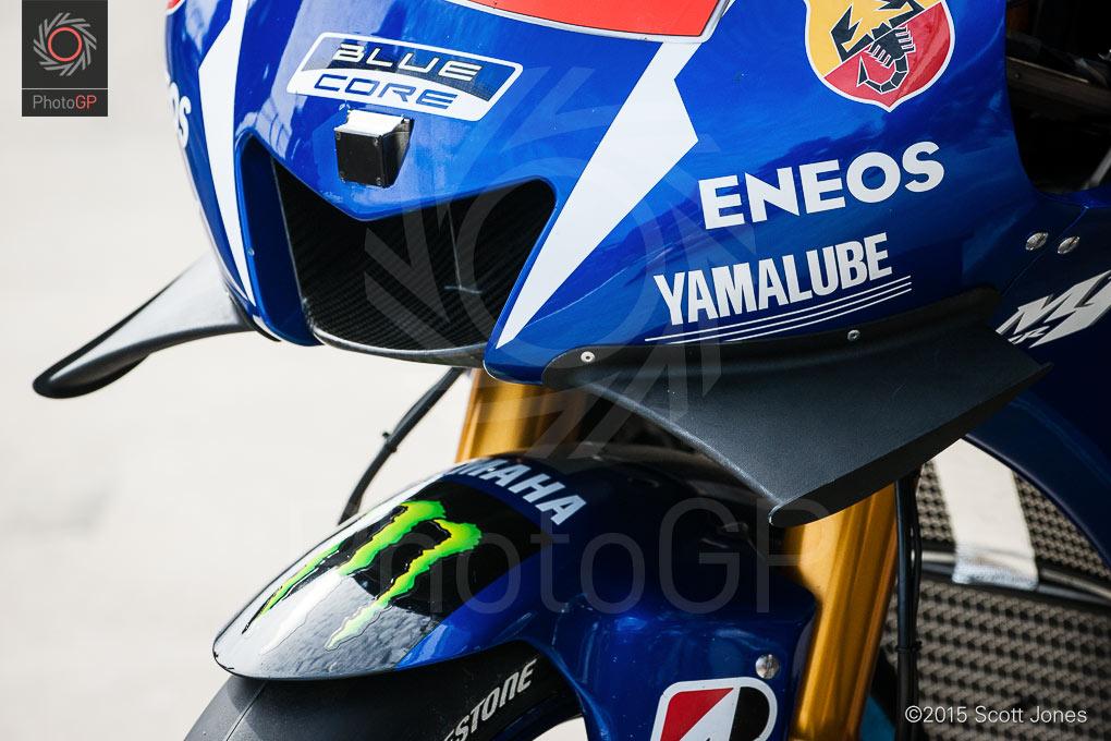 Yamaha M Winglets