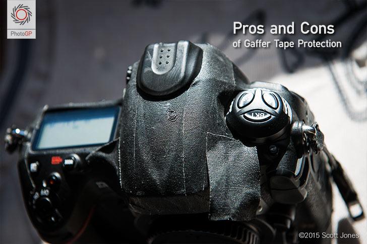 Nikon-gaffer-tape