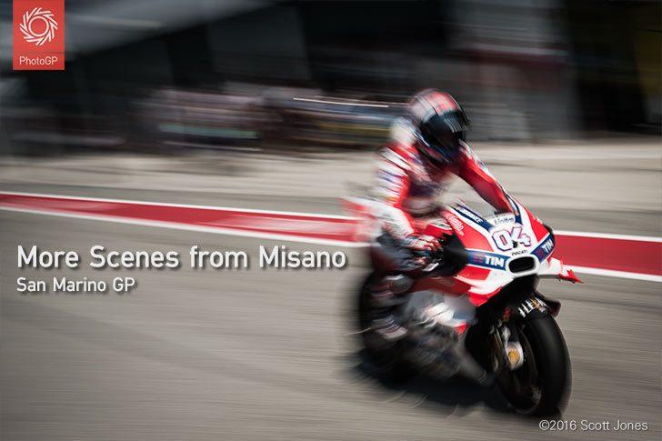 Misano MotoGP 2016 Andrea Dovizioso
