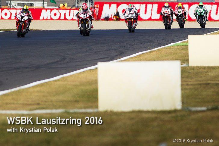 WSBK Lausitzring 2016
