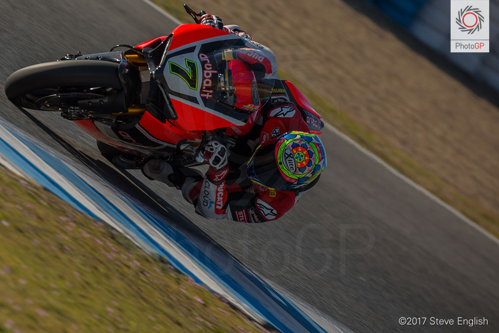 Jerez-2017-WSBK-Test-Steve-English-Chaz-Davies