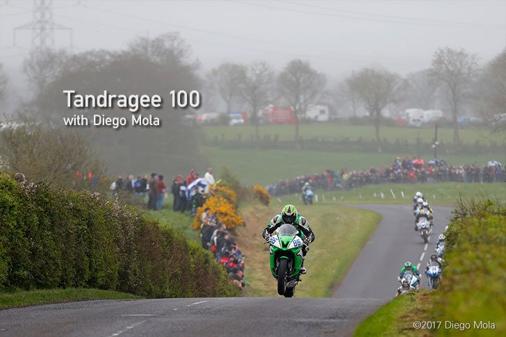 Diego Mola Shoots the Tandragee 100
