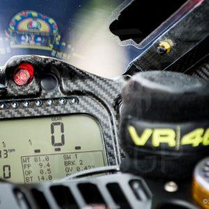 Valentino Rossi Dashboard